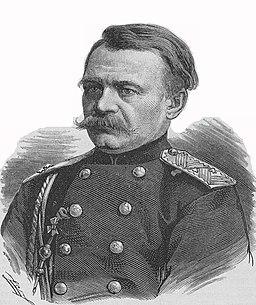 Столетов Николай Григорьевич, 1877