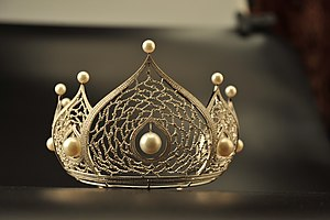 """Miss Russia 2010 - The new crown for the winner of the contest """"Miss Russia 2010"""""""