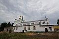 Церковь святителя Николая (Ивановская область, Тейково, улица Октябрьская, 1) Западная сторона храма..jpg