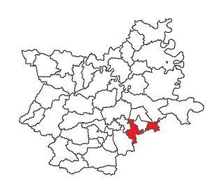Šodolovci Municipality in Slavonia, Croatia