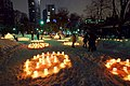 ゆきあかりin 中島公園(Snow Light in Nakajima Park) - panoramio (2).jpg