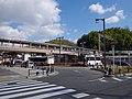 三日市町駅前 2013.2.10 - panoramio.jpg