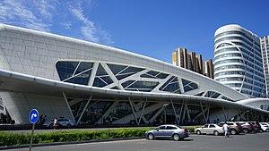 Daqing - Daqing Passenger Hub