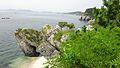 大连国家地质公园11-蟹将出洞-海蚀崖.JPG