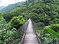 清泉一號吊橋 Qingquan Suspension Bridge No.1 - panoramio.jpg