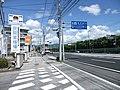県道34号線桟橋車庫入り口 - panoramio.jpg