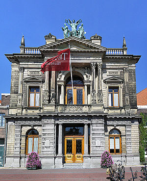 (Haarlem)Taylers Museum, Netherlands