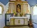 009 Chapelle de Langroas Maître-autel et son retable.jpg