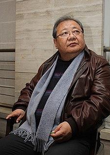 Jidi Majia Chinese writer and politician of Yi ethnicity