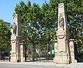 01 Cementiri del Poblenou, entrada al recinte.JPG