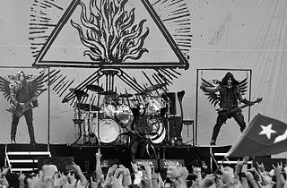 Behemoth (band) Polish blackened death metal band