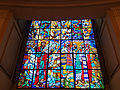 021212 Stained-glass window in Holy Trinity Church in Warsaw (Lutheran) (fragment) - 05.jpg