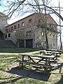 033 Santuari de la Mare de Déu dels Munts (Sant Agustí de Lluçanès), hostatgeria.jpg