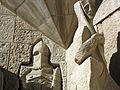 050 Sagrada Família, façana de la Passió, soldat i Pròcula.jpg