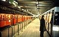 063R31121279 Haltestelle Karlsplatz, umsteigen von der Stadtbahn Typ N1 2904, zur U Bahn U 4 12.12.1979.jpg