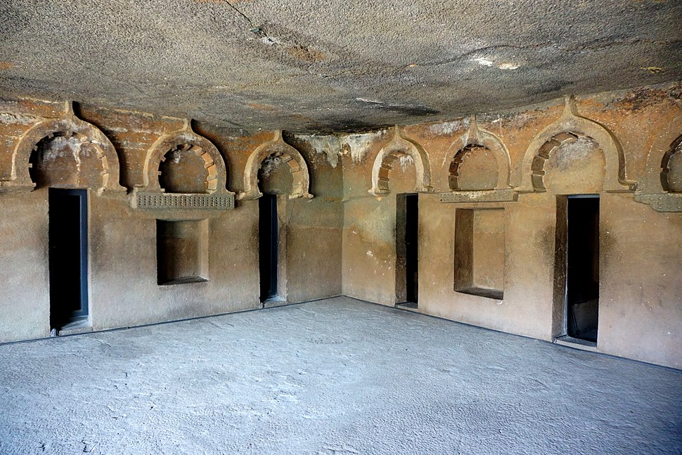 094 Cave 12, Vihara Cells (34123037202)