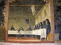 09 giovanni di consalvo, un coprvo mangia un pane avvelenato destinato a san benedetto 01.JPG