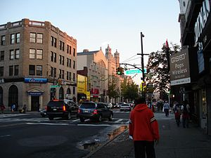 Flatbush, Brooklyn - Church and Flatbush, 2013