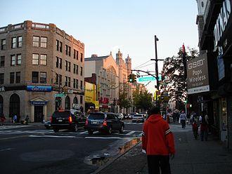 Flatbush, Brooklyn - Church and Flatbush, 2013