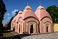 108 Shiva Temple at Nababhat area of Bardhaman Town at Purba Bardhaman district in West Bengal 08.jpg