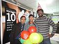10 years of Wikipedia Birthday party 066.JPG