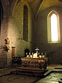 122 Abadia de Santa Maria, església, presbiteri.jpg