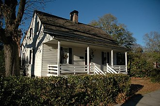 National Register of Historic Places listings in Darlington County, South Carolina - Image: 16 23 John Hart House 2