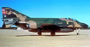 163d Tactical Fighter Squadron - McDonnell F-4C-19-MC Phantom 63-7565