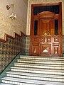 165 Casa Torrebadella, c. Anselm Clavé 29 (Granollers), entrada.jpg
