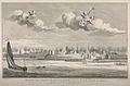 1762 Schoonhoven door Willem Fortuyn en Jan Punt 1762.jpg