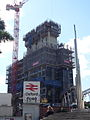 17 New Wakefield Street under construction, August 2011.jpg