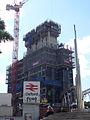 17 New Wakefield Street under construction, August 2011.jpg