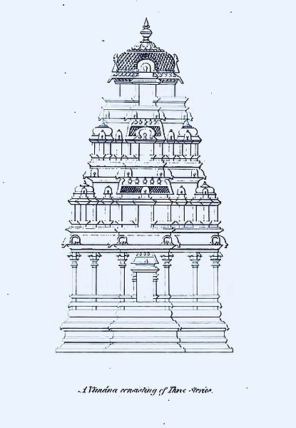 file 1834 sketch of elements in hindu temple architecture