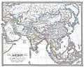 1855 Perthes Map of Asia at the end of the 18th Century - Geographicus - Asia18th-perthes-1855.jpg