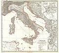 1865 Spruner Map of Italy after the Battle of Actium - Geographicus - ItaliaGalliaCiterior-spruner-1865.jpg