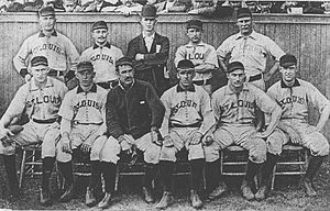 1889 St. Louis Browns season - The 1889 St. Louis Browns