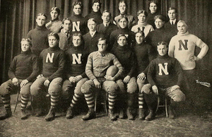 1902 Nebraska Cornhuskers football team - Image: 1902 Nebraska Cornhuskers football team