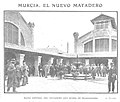 1909-06-02, Actualidades, Murcia, El nuevo matadero, Miralles.jpg