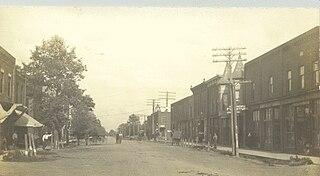 Montrose, Michigan
