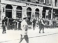 1914-06-29 - Aftermath of attacks against Serbs in Sarajevo - Street photo 2.jpg