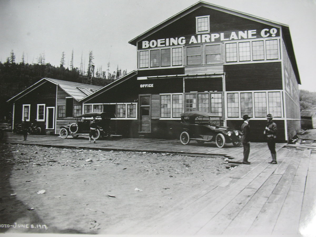 Boeing Plant 1 - Wikipedia