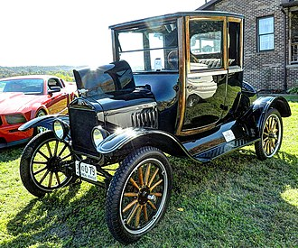 Market segmentation - The Model-T Ford (1921) is an early example of a mass marketing (undifferentiated segmentation) approach. Initially it was produced only in black.