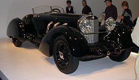 Mercedes Benz Ssk Wikipedia