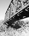 1930 Texas & Pacific Railroad Bridge over Trinity River, Dallas, Texas 1309301023 (10145672283).jpg