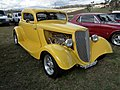 1934 Ford V8 3 window coupe hot rod (7708019962).jpg