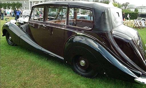 1954 Rolls-Royce Phantom IV Landaulette 7516967522
