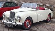 1955 Sunbeam Alpine Mark III 2.3 Front.jpg