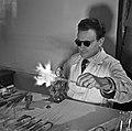 1958 Maitre verrier au CNRZ-1-cliche Jean Joseph Weber.jpg