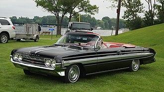 Oldsmobile Starfire - 1961 Oldsmobile Starfire