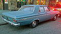 1964 Plymouth Savoy four-door sedan rear right.jpg